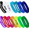 Branded Silicone Wristbands
